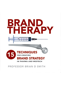 Brand Therapy written by Professor Brian D Smith